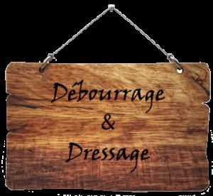 debourrage
